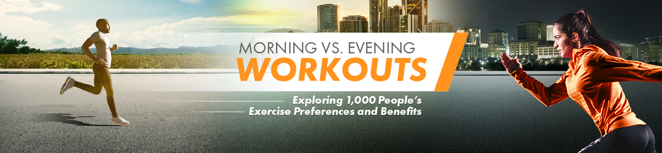 Morning vs Evening Workouts