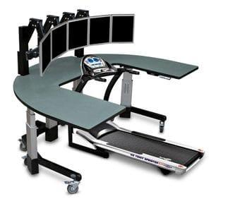 Introducing The Treadmill Desk Time Management Takes A