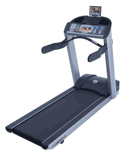 Landice L7 Treadmill Dimensions: Landice L870 LTD Cardio Trainer Treadmill