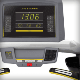 LiveStrong LSPRO1 Treadmill Console