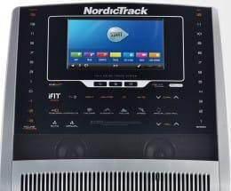 NordicTrack Commercial 2250 Treadmill Console