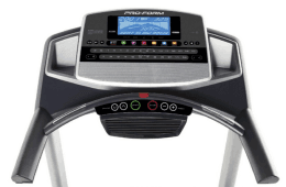 ProForm Power 1080i Treadmill Console