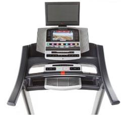 freemotion 790 interactive treadmill console