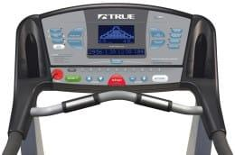 True Fitness Z5-4 Treadmill Console