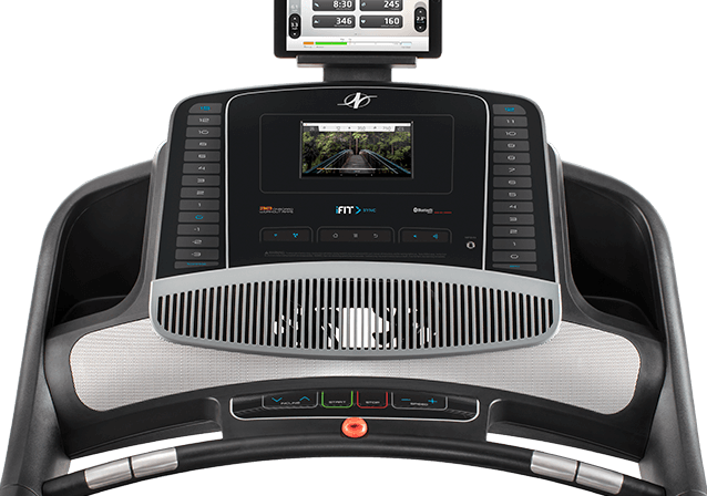NordicTrack Commercial 1750 Console nordictrack commercial 1750 review (2017) what our experts found wiring diagram nordictrack treadmill at fashall.co