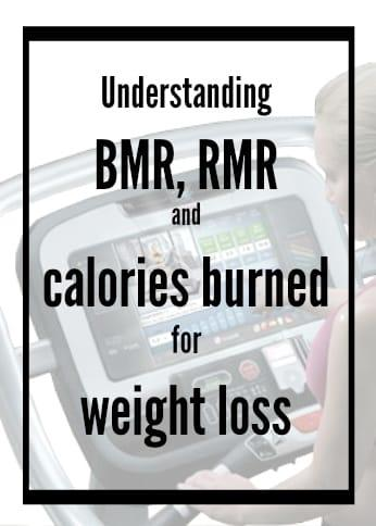 What is RMR and how it impacts weight loss