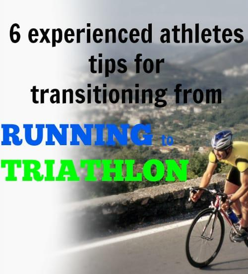 how to train for transitions in a triathlon