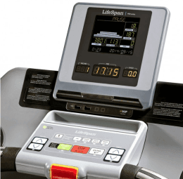 LifeSpan TR8000i Medical Treadmill Console