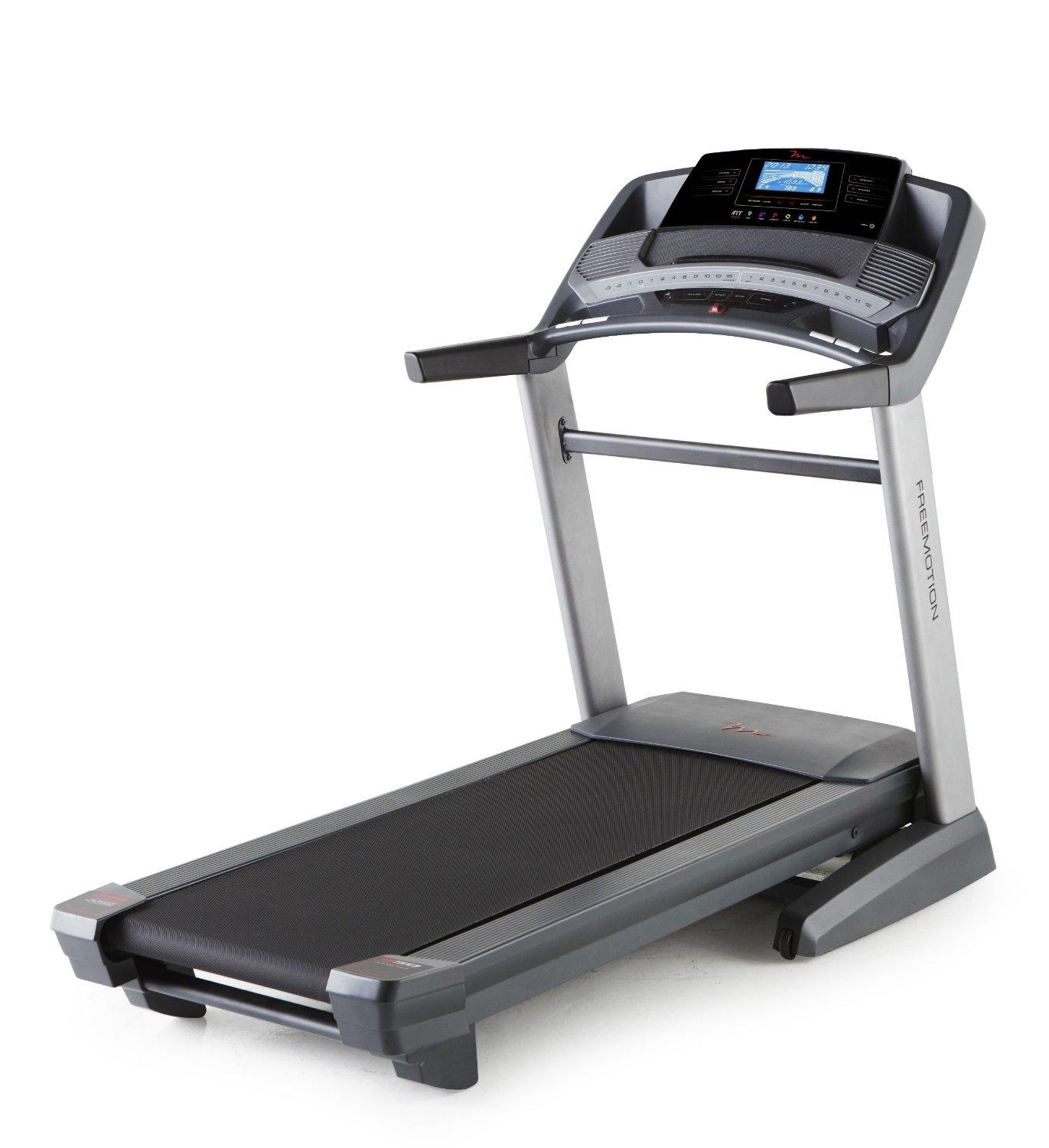 Life Fitness Treadmill Comparison: FreeMotion 850 Review 2018