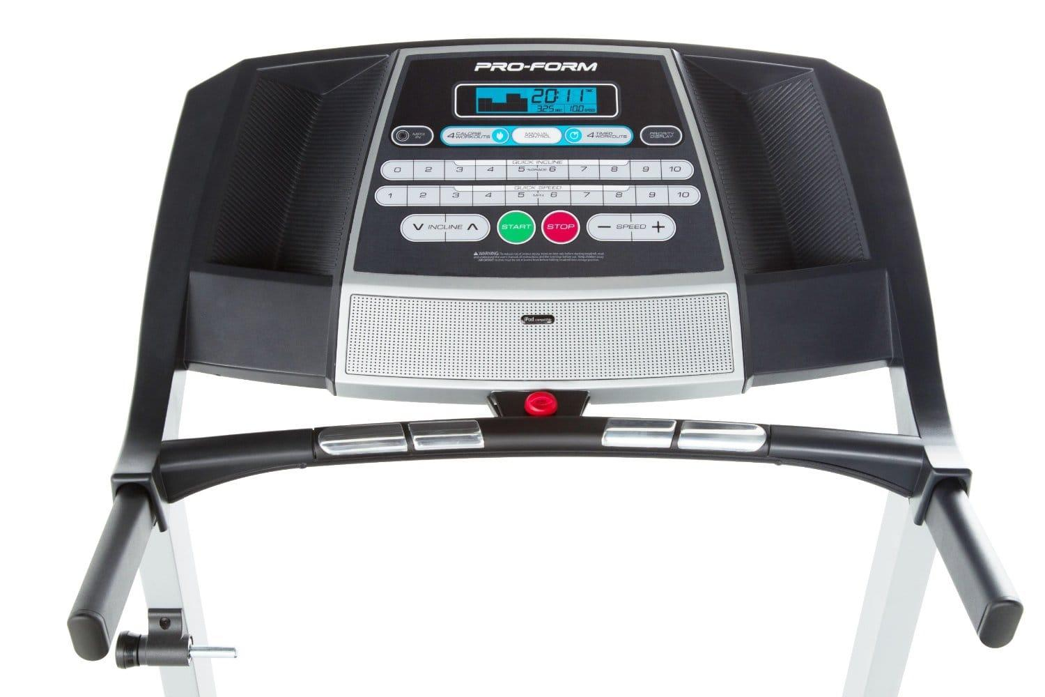 Proform 6 0rt Review 2018 Treadmillreviews Net