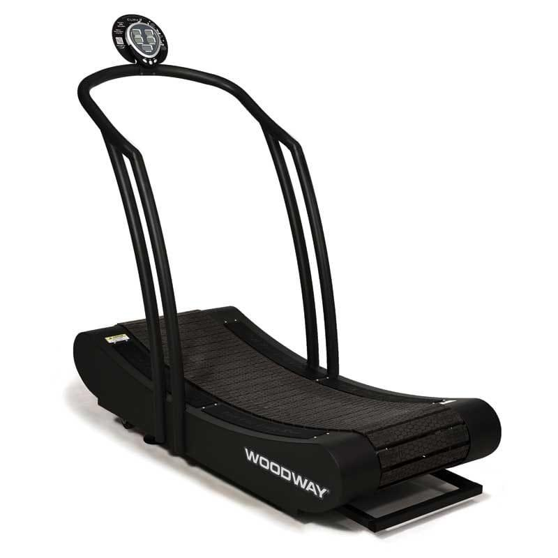 Best Treadmills For Home >> Woodway Curve Review 2018 | TreadmillReviews.net