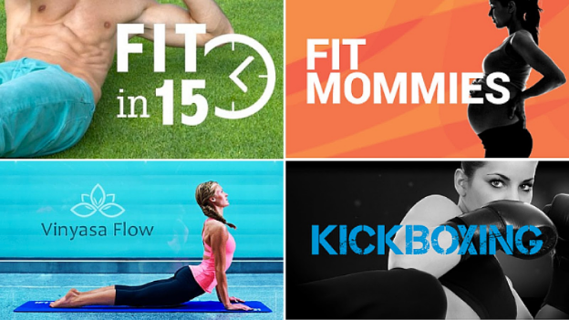 iFit Video Workouts