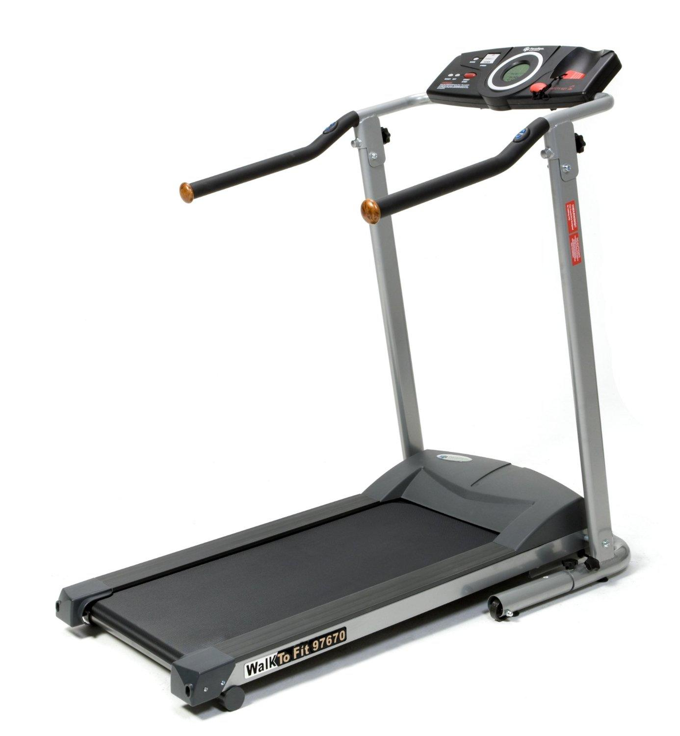 Exerpeutic Fitness Walking Electric Treadmill Review 2018