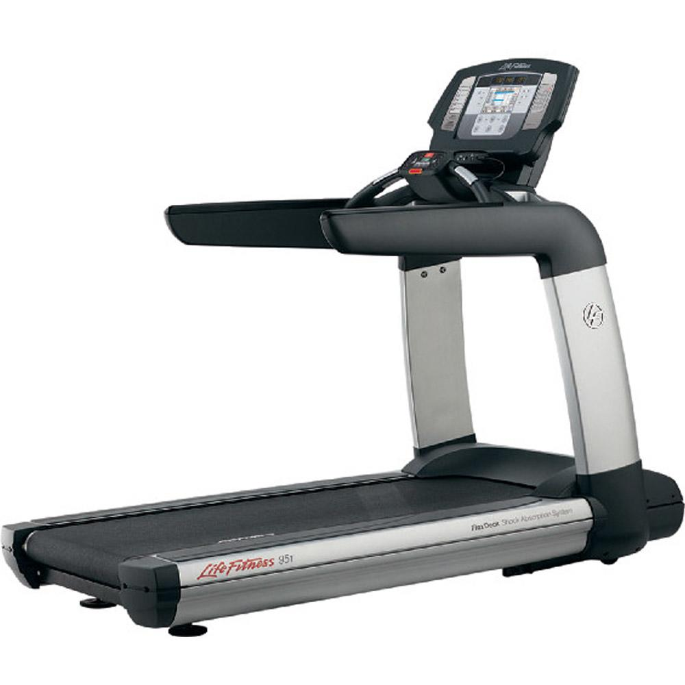 Landice L7 Treadmill Dimensions: Life Fitness 95T Inspire Review