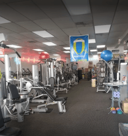 Fitness Unlimited Interior Store