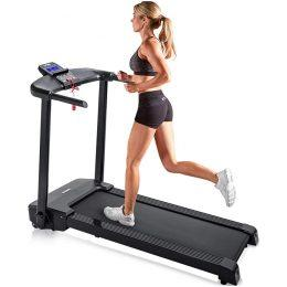 Merax JK1603E Folding Treadmill